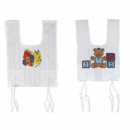 Tallit Katan Cotton for Children