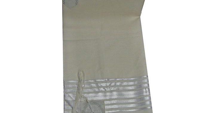 Saviona Ultra Fine 100% Virgin Wool Tallit